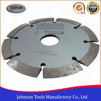 Wholesale V Groove Saw Blade 105mm - 230mm , Mortar Raking Disc High Efficiency from china suppliers