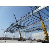 Wholesale Excellent Industrial Steel Structure Buildings With Memory Calculation from china suppliers