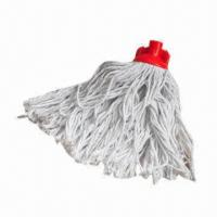 China Cut End Cotton Yarn Mop Head, Easy to Clean Floor, Convenient to Use on sale
