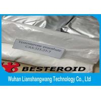 Testosterone Anabolic Steroid Testosterone Enanthate White Powder 99.5% Purity CAS 315-37-7 for Bodybuilding​