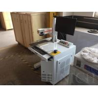 Quality 20w / 30w / 50w Metal Laser Marking Machine , Fiber Laser Marking Systems for sale