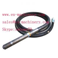 Wholesale Construction Machinery tools Concrete Vibrator flexible needle from china suppliers