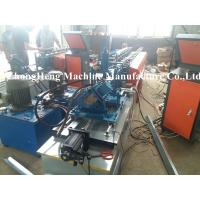 Wholesale Metal Stud Cold Roll Forming Machine 3 Phase High Speed Water Resistance from china suppliers