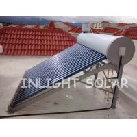 Quality Compact Non Pressurized Solar Water Heater for sale