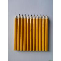 Wholesale Hexagonal yellow HB wood pencil, HB pencil for drawing, wooden drawing Hb pencil from china suppliers