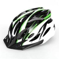 China Light Weight Mountain Bike Helmet For Road Biking 18 Air Cooling Vents for sale