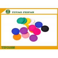 Wholesale Colorful Feifan Style Clay Material Custom Design Poker Chips 8g 40 X 3.3mm from china suppliers