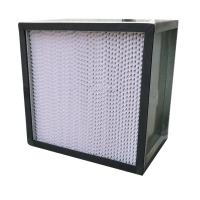 Wholesale Small High Efficiency Particulate Air Filter Air Purifier With Deep-pleated from china suppliers