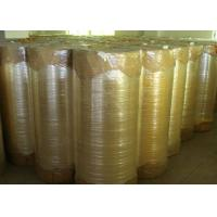 Wholesale BOPP Jumbo Holding Roll Uv Resistant Tapes For Bundling , Sealing from china suppliers