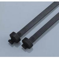 Oval head cable ties