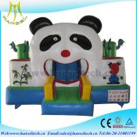 Quality Hansel good sale panda inflable custom for commercial for children for sale