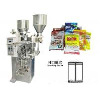 Wholesale SUS 304 Vertical Automated Snacks Packing Machine With PLC Control from china suppliers