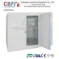 Wholesale Energy Saving Walk In Blast Freezer , Industrial Blast Freezer For Fruit / Dairy / Drink from china suppliers