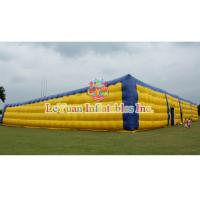 Wholesale Building Structure Airtight Tent / Large Inflatable Air Tent 54 M Long from china suppliers