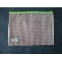 Wholesale Pvc Soft*thin Mesh Zipper Bag from china suppliers