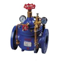 Wholesale Hydraulic Control Valves,  Ductile Iron Diaphragm Type Flow Control Valve from china suppliers