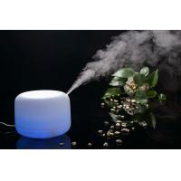 Wholesale 500ml Colorful LED Lights Ultrasonic Aromatherapy Diffuser Ultra Quiet from china suppliers