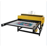 Wholesale Pneumatic Auto Heat Press Machine FZLC-D2 for printing cloth leather from china suppliers