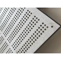 Wholesale Welded tube shaped Perforated Raised Floor / Steel Raised Floor from china suppliers