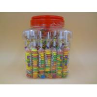 Wholesale Different Shape Bottled Fruity Hard Candy Raspberry / Strawberry / Mango Candies from china suppliers