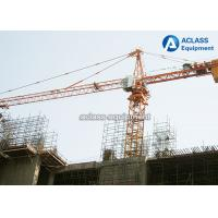 Wholesale Self Raising Fixed Tower Crane QTZ40 4T Topkit Tower Crane from china suppliers