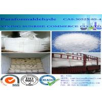 Quality Paraformaldehyde Combustible White Crystalline Powder CAS 30525-89-4 for sale