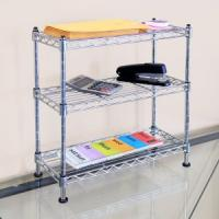 Wholesale Adjustable DIY Metal Wire Shelving for Office from china suppliers