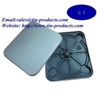 Wholesale Sell CD Tin ,CD case ,CD case ,Metal CD can -Golden Tin Co.,Limited from china suppliers