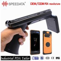 Wholesale OEM ODM Outdoor Handheld Industrial UHF RFID Reader Up to 5 Meters Reading Distance from china suppliers