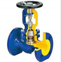 Wholesale Bellow Seal Globe Valve Double Seals Electric Actuator Pneumatic Actuator from china suppliers