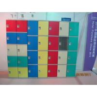 Wholesale Strong Plastic Gym Lockers 8 Comparts 1 Column Swimming Pool Lockers from china suppliers