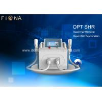 Wholesale Beijing Fiona Tuv ce iso13485 medical laser shr ssr ipl laser hair removal machine devices supplies Hair Removal from china suppliers