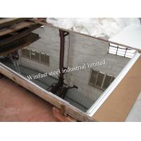 Wholesale AISI 304 430 Cold Rolled Stainless Steel Metal Sheet Mirror Finish For Decoration from china suppliers