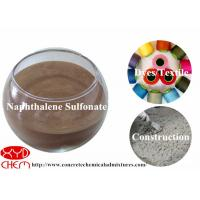 Wholesale Construction Naphthalene Sulfonate Formaldehyde , naphthalene based superplasticizer PH 7-9 from china suppliers