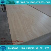 Wholesale Luda High quality Competitive A grade 18mm plywood prices for India market from china suppliers
