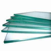 Buy cheap Tempered/Reinforced Glass with Impact Resistance, Widely Used in Ships and Trains from wholesalers