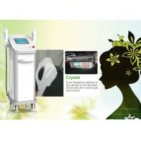 Wholesale White SHR Hair Removal Machine , professional permanent hair removing machine from china suppliers