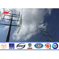 Wholesale 11.8m Steel Electrical Power Pole Electric Power Pole Columniform from china suppliers