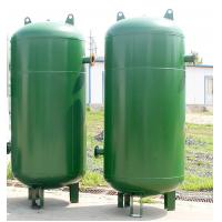 Quality High pressure 4M³ 8-13bar  air storage tank used for  Screw Air Compressor for Industial for sale