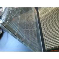 Wholesale Metal Mesh Security Tempered Laminated Glass For Room Dividers 3600mm×2400mm from china suppliers