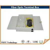 Wholesale 12 Core Fiber Optic Terminal Box from china suppliers