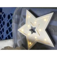 Quality LED Alphabet Vintage Marquee Letter Lights Battery Operated Customized for sale