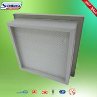 Wholesale HVAC System Air Purifier Hepa Filter Large Air Volume With Single Head from china suppliers
