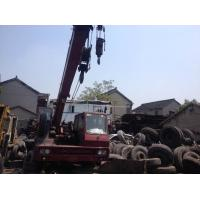 Wholesale 16T Tadano all Terrain Crane TG-160E truck crane from china suppliers