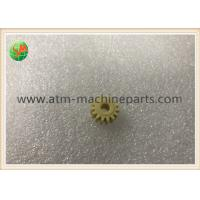 Wholesale Original ATM Machine Parts , Yellow Plastic 15T Gear Couple 1 - 3 months Warranty from china suppliers