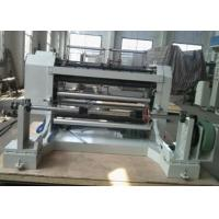 Wholesale High Speed 1300mm Cutting 4KW Paper Slitting Machine for Aluminum Parts Cut Thin ISO900 from china suppliers