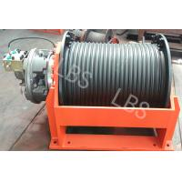 Wholesale Anchor Type Lebus Groove Drum Power Winch Machine ,mooring and boat ,One Year Warranty from china suppliers