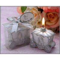 Wholesale Pumpkin Car shaped Candle Favor Wedding Party Favors from china suppliers
