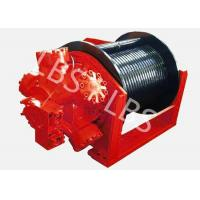 Wholesale Windlass Winches / Hydraulic Tugger Winch Mining Belt Cylinder Winch from china suppliers