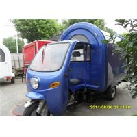 Wholesale Fast Food Van  Motorcycle Food Cart  L 2250 x W 1800 x H 2100mm from china suppliers